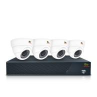 Indoor Kit 1MP 4xAHD комплект для видеонаблюдения