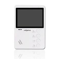 Видеодомофон Myers M-43 White цветной